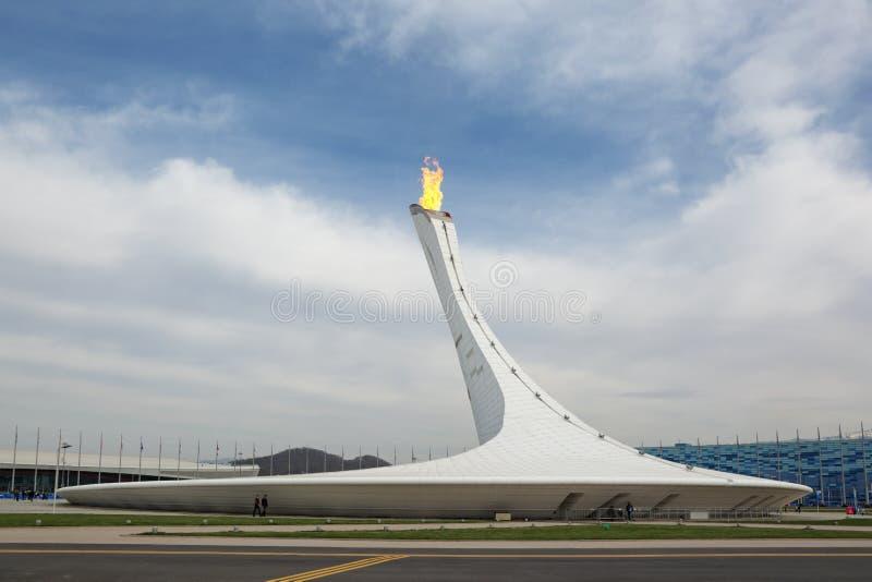 Φλόγα Paralympic στοκ φωτογραφία με δικαίωμα ελεύθερης χρήσης