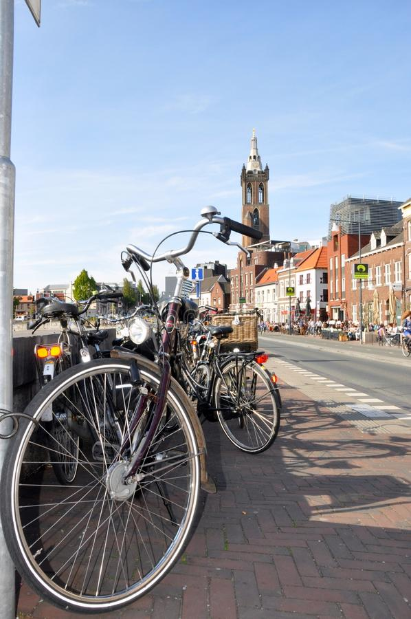 Χάγη σε Niederlande στοκ φωτογραφία με δικαίωμα ελεύθερης χρήσης