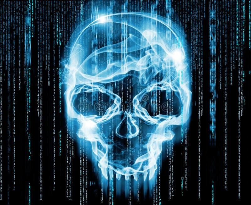 Χάκερ απεικόνιση αποθεμάτων