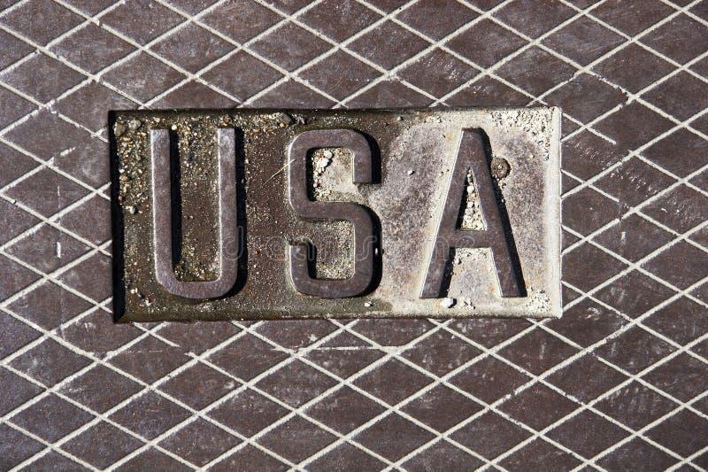 Download χάλυβας ΗΠΑ επιστολών στοκ εικόνες. εικόνα από έμβλημα - 1547360