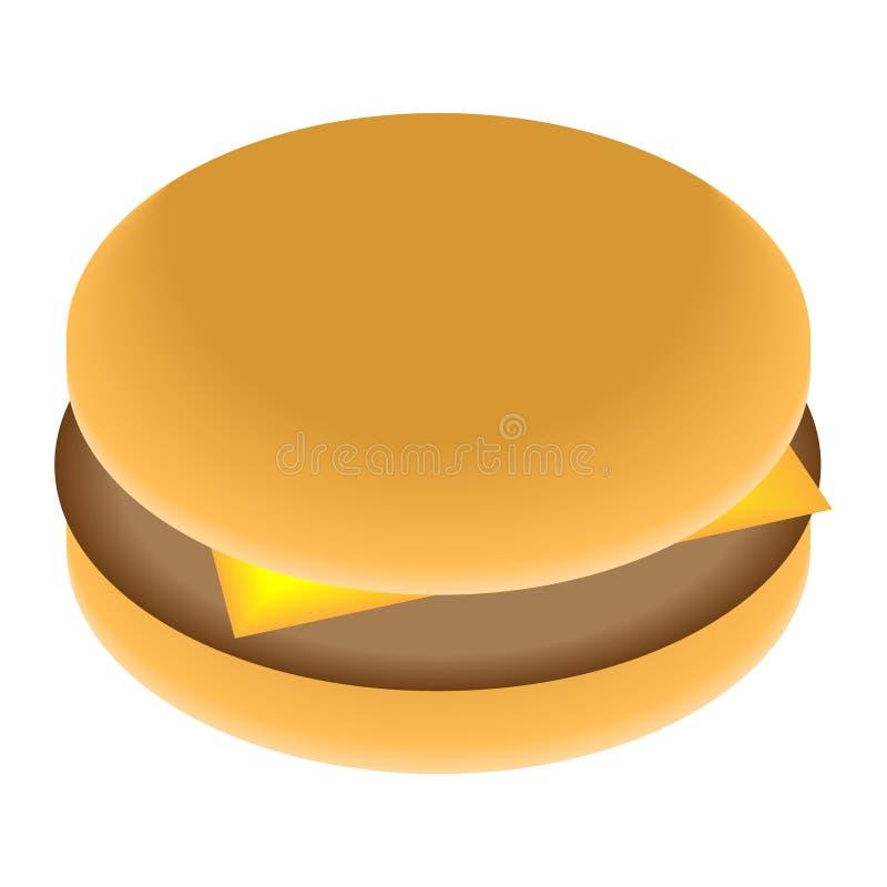 χάμπουργκερ απεικόνιση αποθεμάτων