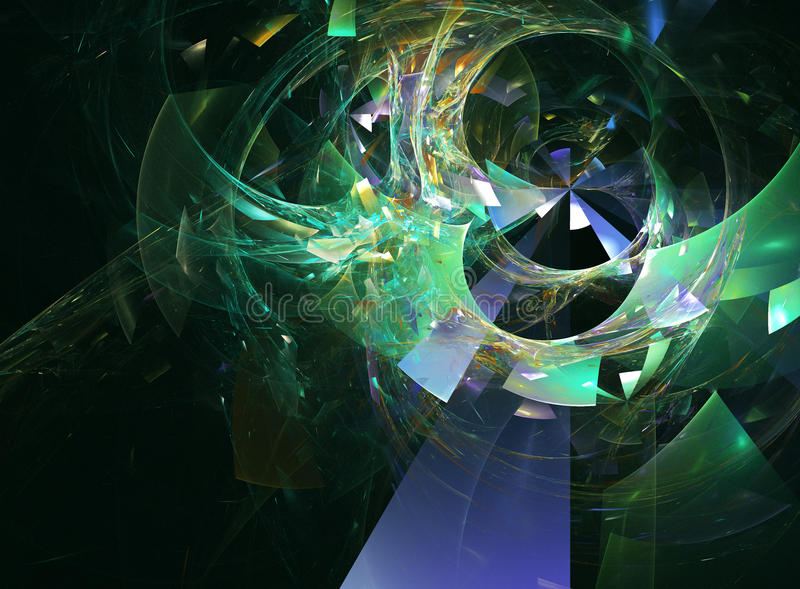 Download χάος κοσμικό απεικόνιση αποθεμάτων. εικονογραφία από arroyos - 13187431