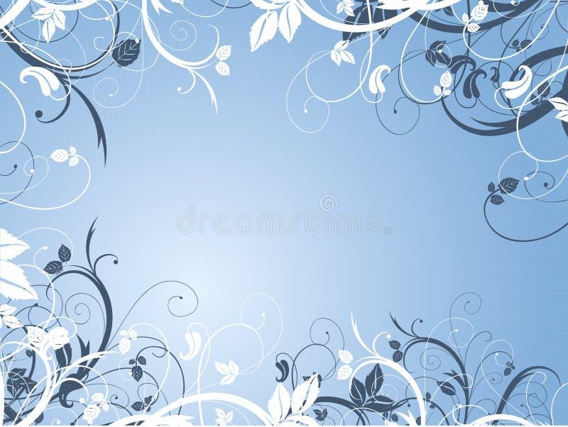 χάος floral απεικόνιση αποθεμάτων