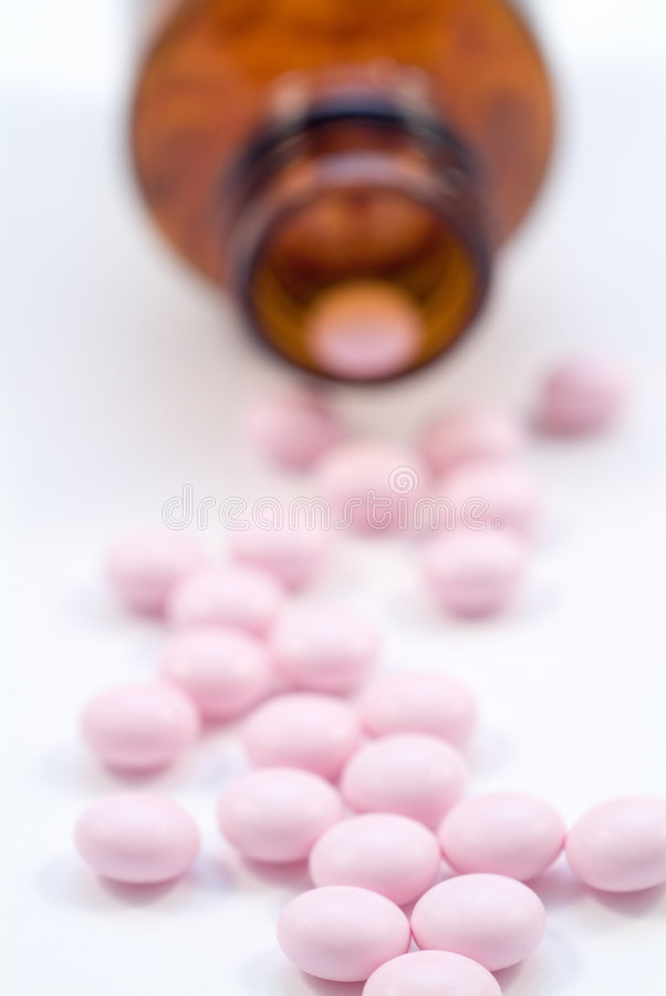 Download χάπια μπουκαλιών στοκ εικόνες. εικόνα από φάρμακα, θεραπεία - 1542352