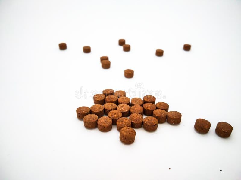 Χάπια φαρμάκων Ayurvedic στοκ φωτογραφία