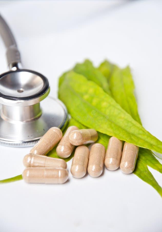 Χάπι από τη φύση στην άσπρη ανασκόπηση στοκ φωτογραφία με δικαίωμα ελεύθερης χρήσης