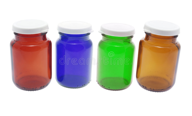 χάπι μπουκαλιών στοκ εικόνες