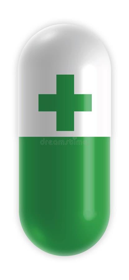 χάπι διανυσματική απεικόνιση