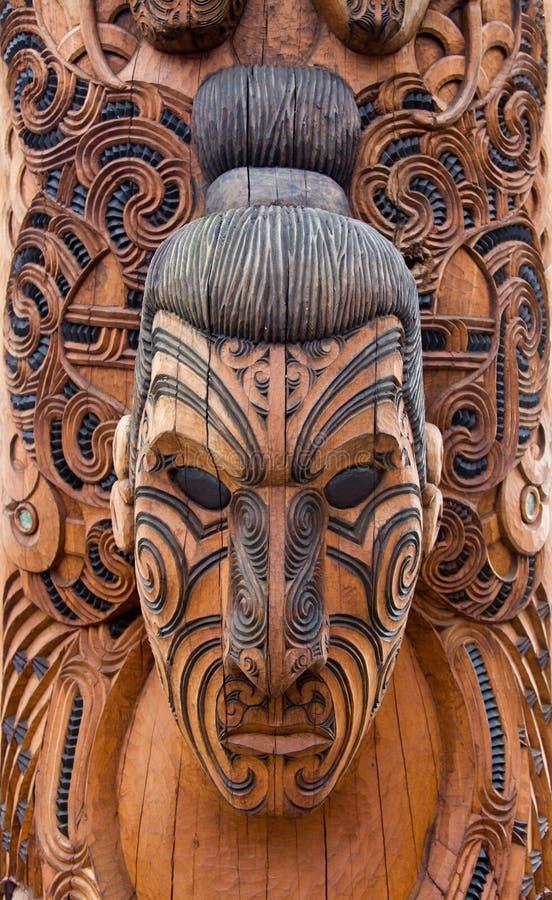 χάραξη maori