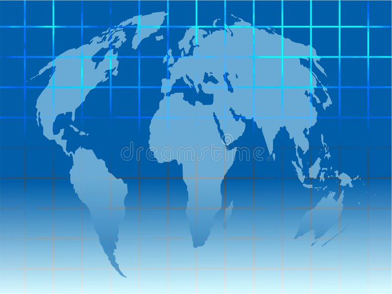 χάρτης δικτύου απεικόνιση αποθεμάτων