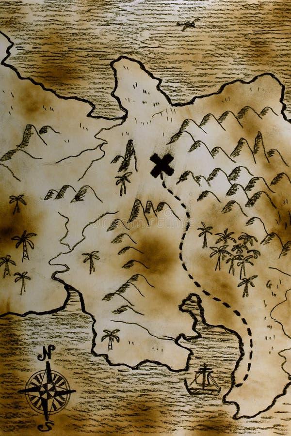 χάρτης απεικόνιση αποθεμάτων