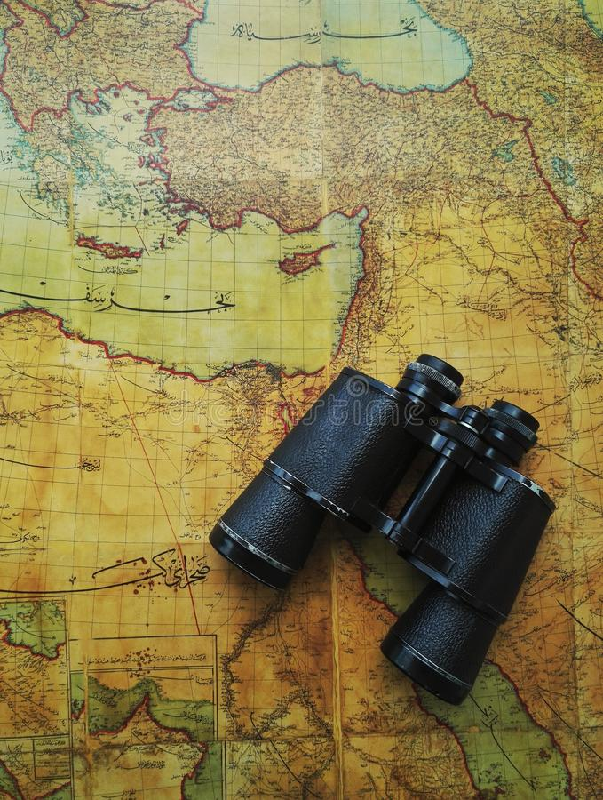 χάρτης στοκ εικόνες με δικαίωμα ελεύθερης χρήσης