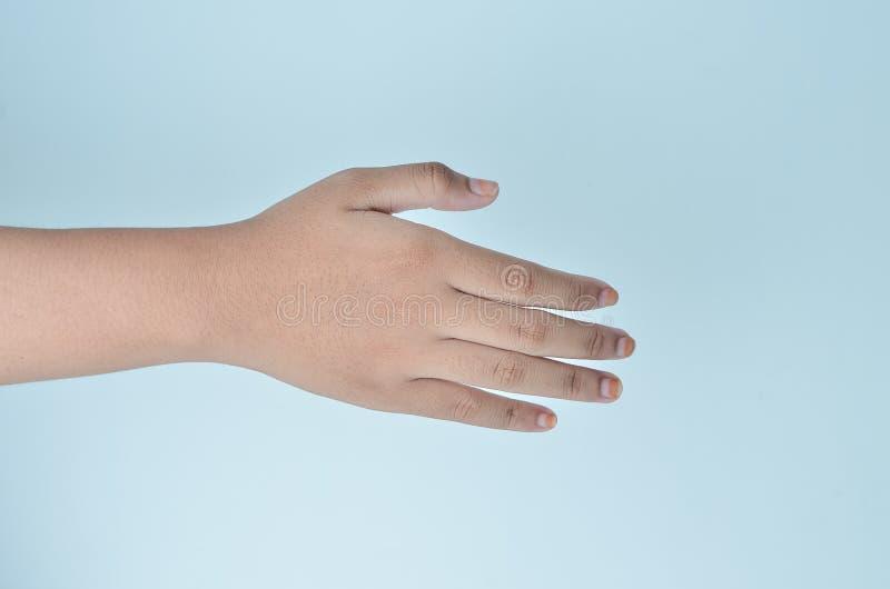 Χέρια κουνημάτων στοκ φωτογραφία με δικαίωμα ελεύθερης χρήσης