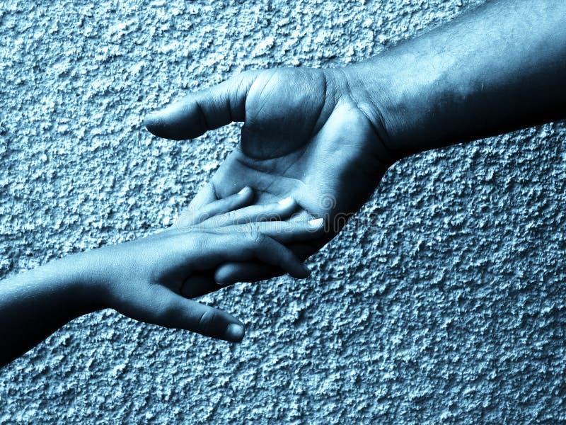 χέρια σχετικά με στοκ φωτογραφία με δικαίωμα ελεύθερης χρήσης