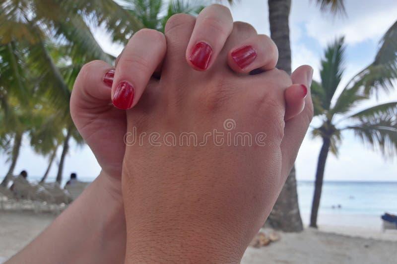 Χέρια Holdind στοκ φωτογραφία με δικαίωμα ελεύθερης χρήσης