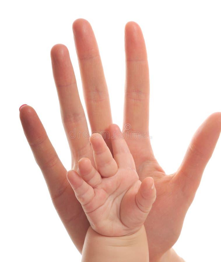 Χέρι αγάπης στοκ εικόνα με δικαίωμα ελεύθερης χρήσης
