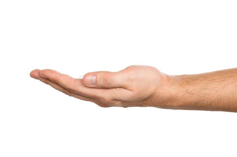 Χέρι ατόμων στοκ εικόνες με δικαίωμα ελεύθερης χρήσης