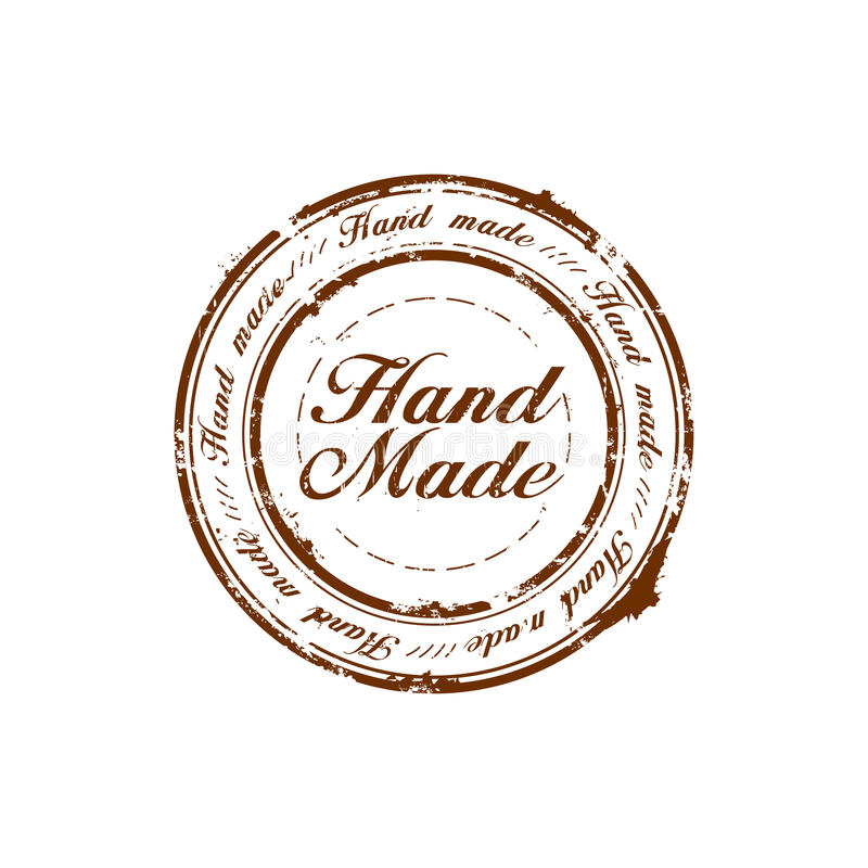 χέρι - γίνοντα ποιοτικό γραμ& διανυσματική απεικόνιση