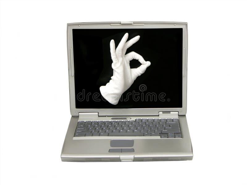 χέρι μαγικό στοκ εικόνα με δικαίωμα ελεύθερης χρήσης
