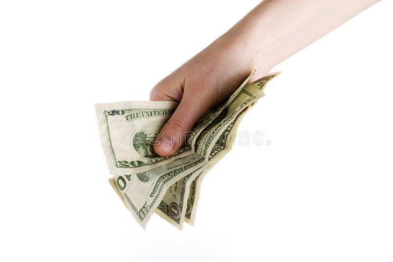 χέρι μετρητών στοκ φωτογραφία με δικαίωμα ελεύθερης χρήσης