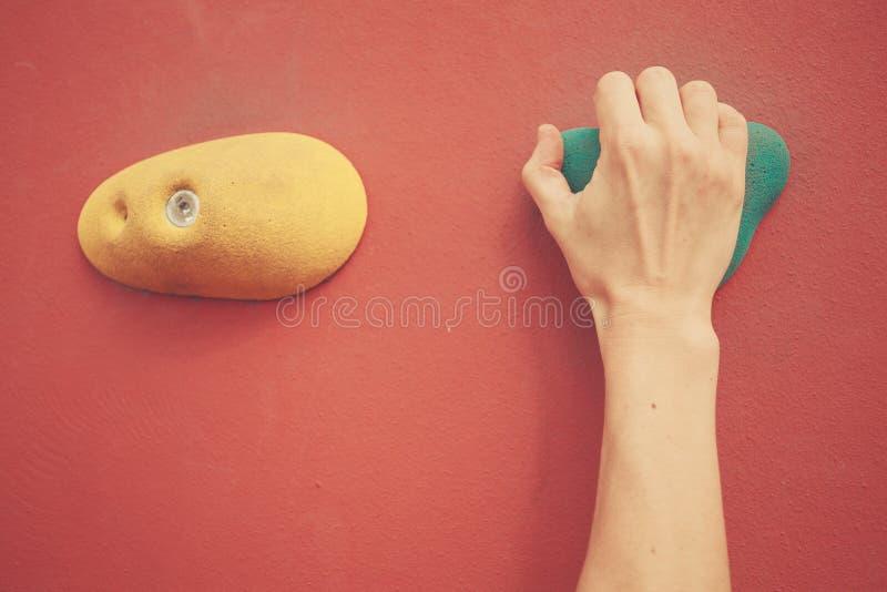 Χέρι ο τοίχος στοκ φωτογραφία με δικαίωμα ελεύθερης χρήσης