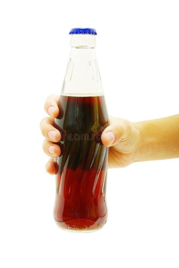 χέρι ποτών στοκ φωτογραφία