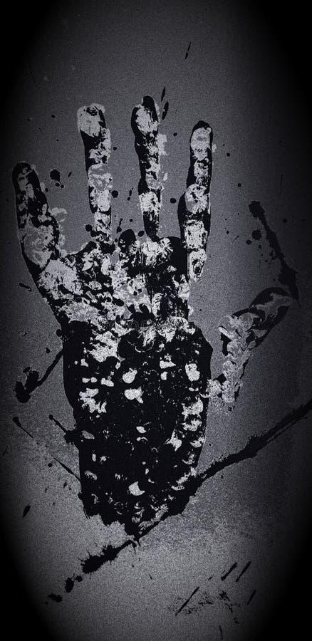 Χέρι στάσεων στοκ φωτογραφία με δικαίωμα ελεύθερης χρήσης