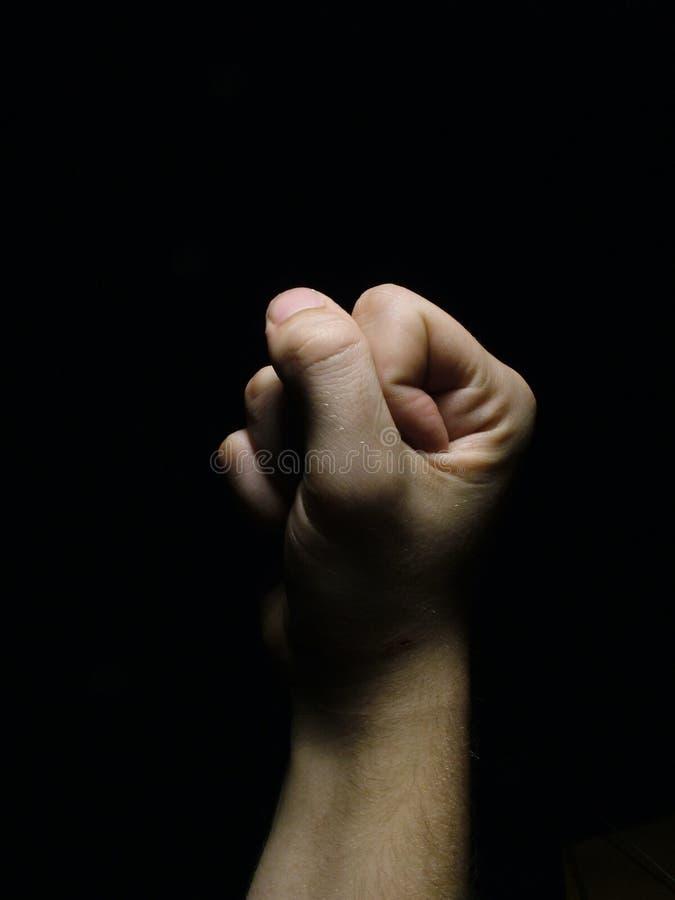 χέρι 0 στοκ φωτογραφία με δικαίωμα ελεύθερης χρήσης