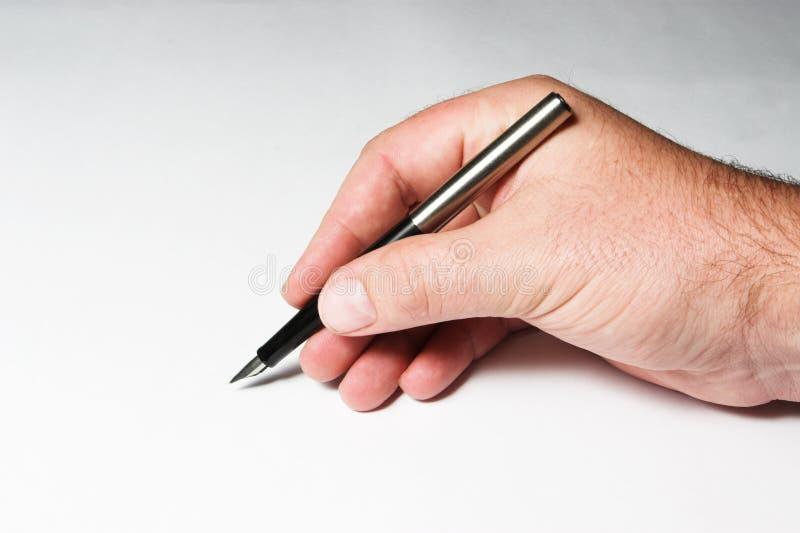 Download χέρι 3 στοκ εικόνες. εικόνα από αρσενικό, ασήμι, πέννα - 122858