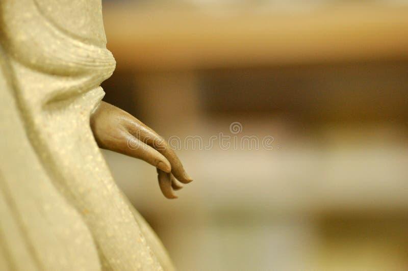 Χέρι Boddhisattva στοκ φωτογραφίες με δικαίωμα ελεύθερης χρήσης