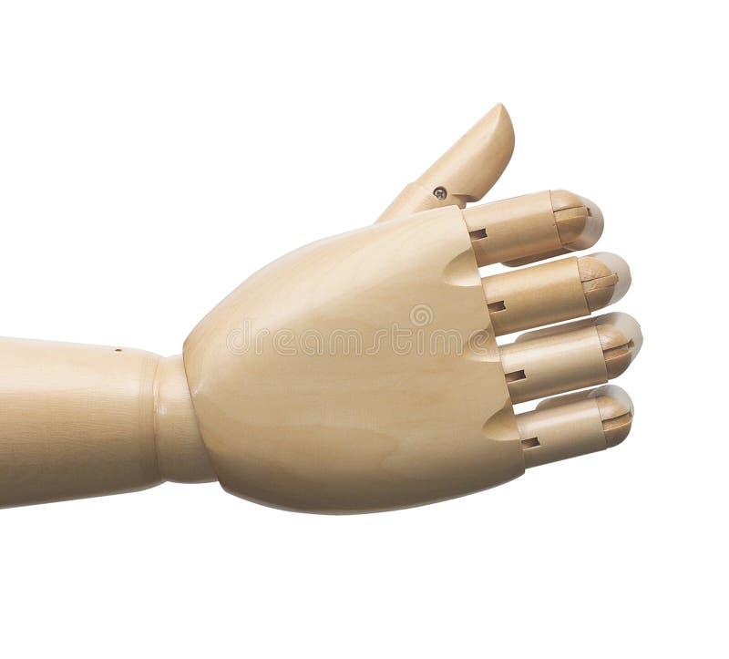 χέρι poseable στοκ εικόνες