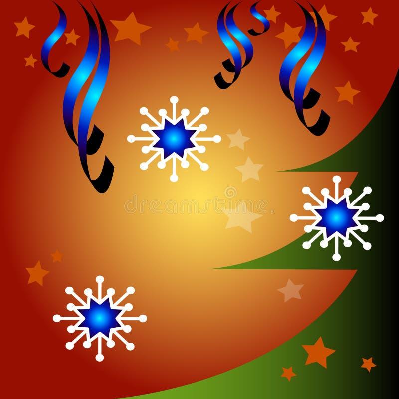 χαιρετισμοί Χριστουγένν&om ελεύθερη απεικόνιση δικαιώματος