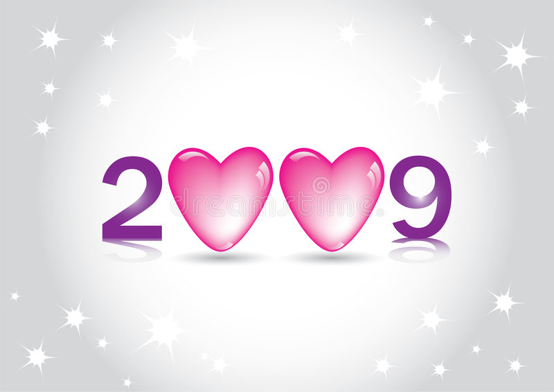 χαιρετισμός καλή χρονιά κ&alp ελεύθερη απεικόνιση δικαιώματος