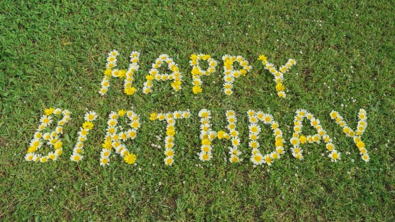 χαιρετισμός καρτών γενεθλίων ευτυχής στοκ φωτογραφία με δικαίωμα ελεύθερης χρήσης