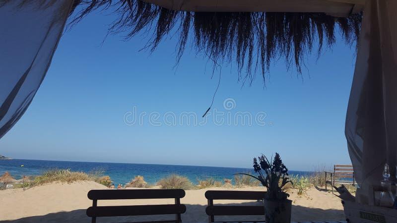 χαλαρώστε τη θάλασσα στοκ φωτογραφία με δικαίωμα ελεύθερης χρήσης