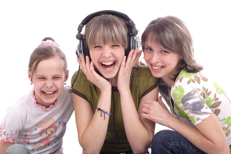 χαλαρώστε τις αδελφές στοκ εικόνες με δικαίωμα ελεύθερης χρήσης