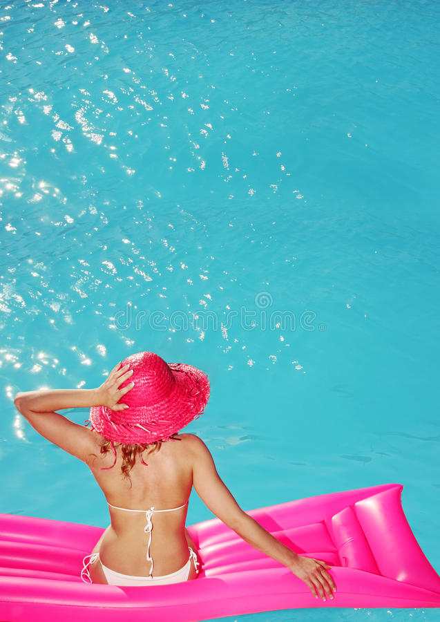 χαλαρώστε το καλοκαίρι στοκ φωτογραφία με δικαίωμα ελεύθερης χρήσης