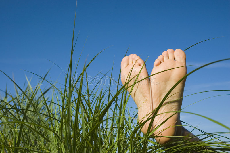 χαλαρώστε το καλοκαίρι στοκ εικόνες