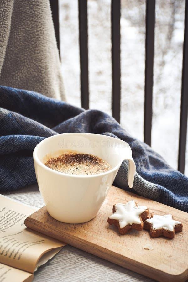 χαλαρώστε το χειμώνα στοκ εικόνες