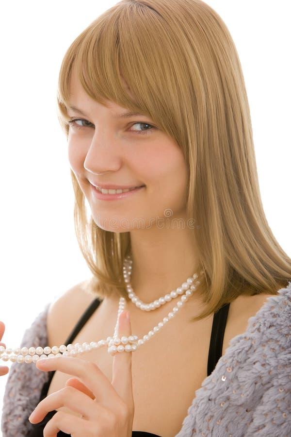 χαμογελώντας νεολαίες στοκ εικόνες