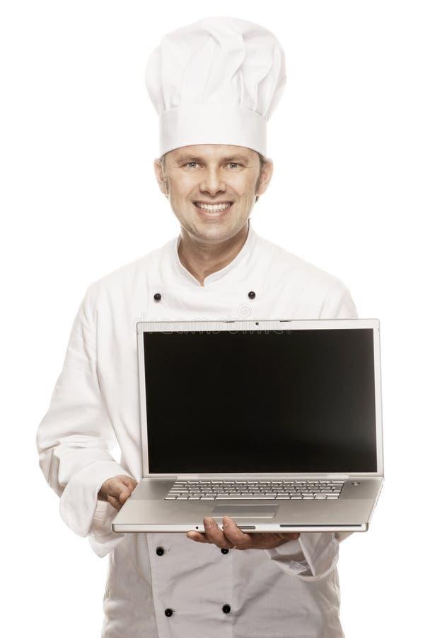 Αρχιμάγειρας serie στοκ εικόνα