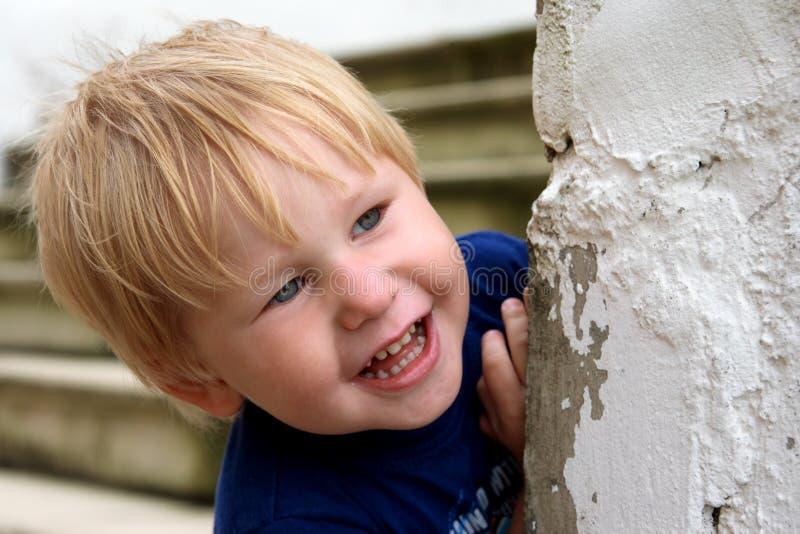 χαμόγελα παιδιών στοκ φωτογραφίες με δικαίωμα ελεύθερης χρήσης