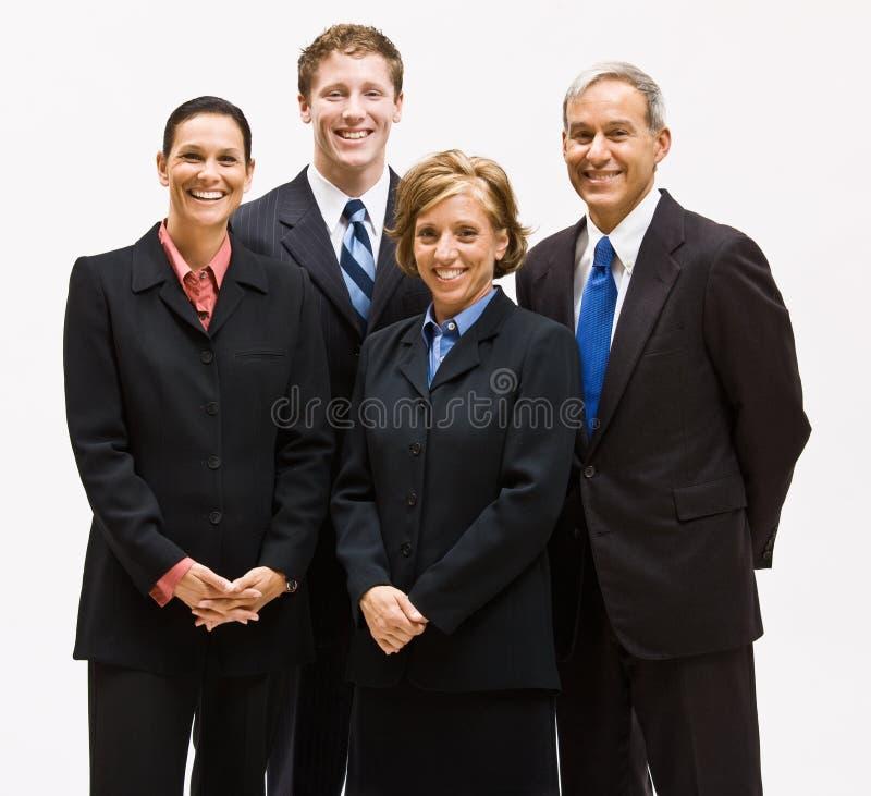 Download χαμόγελο επιχειρηματιών στοκ εικόνα. εικόνα από θηλυκό - 17054531
