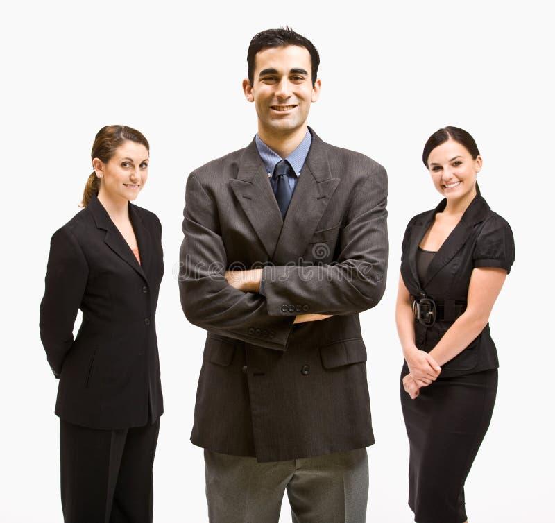 Download χαμόγελο επιχειρηματιών στοκ εικόνες. εικόνα από θηλυκό - 17054732