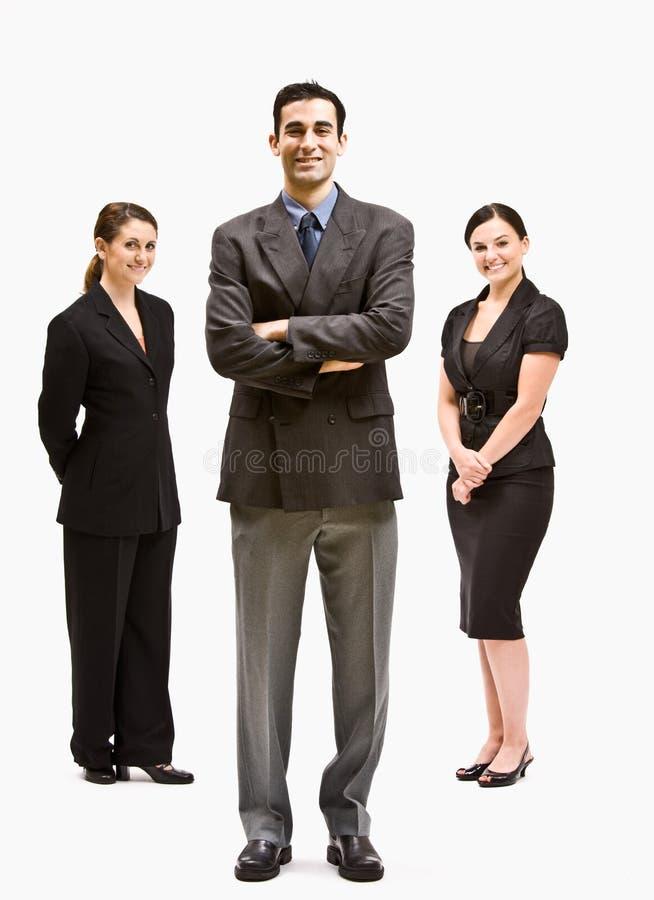 Download χαμόγελο επιχειρηματιών στοκ εικόνα. εικόνα από θηλυκό - 17058131