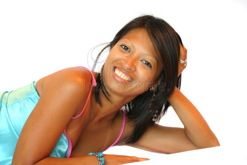 χαμόγελο ομορφιάς στοκ εικόνες με δικαίωμα ελεύθερης χρήσης