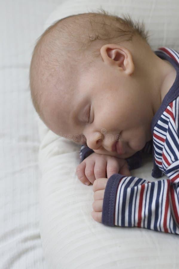 χαμόγελο ύπνου στοκ φωτογραφίες με δικαίωμα ελεύθερης χρήσης