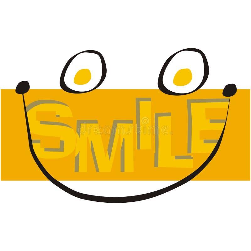 χαμόγελο απεικόνιση αποθεμάτων