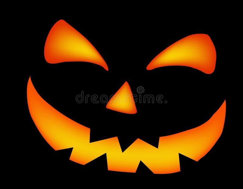 Χαμόγελο της κολοκύθας στοκ φωτογραφία με δικαίωμα ελεύθερης χρήσης