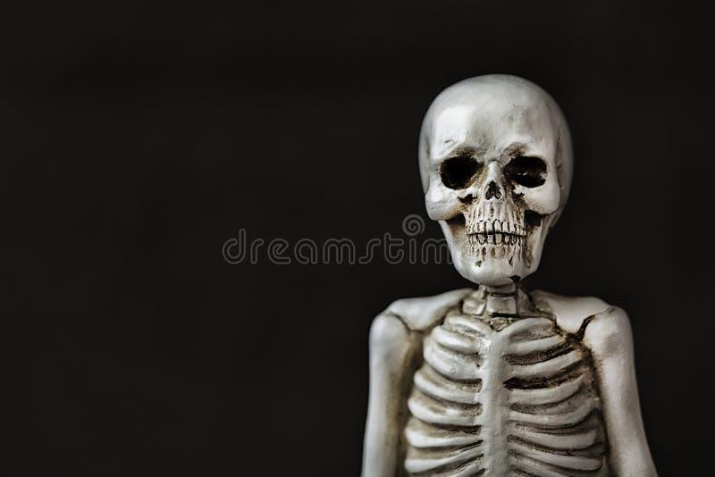 Χαρακτήρας αποκριές Ghoul αποκριών στοκ φωτογραφία με δικαίωμα ελεύθερης χρήσης